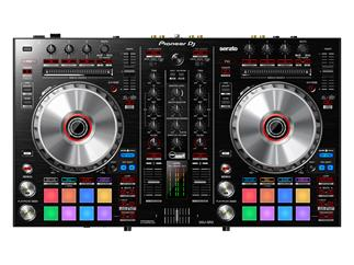 Pioneer DDJ-SR2 - Tragbarer 2-Kanal-Controller für Serato DJ