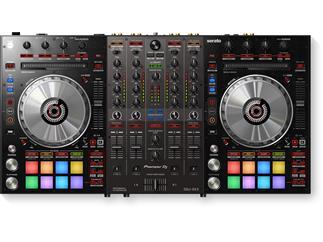 Pioneer DDJ SX-3 4-Kanal-DJ-Controller für Serato DJ Pro
