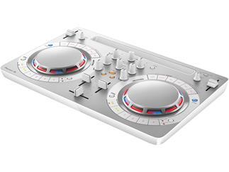 Pioneer DDJ WeGo4-W weiß, kompakter Einstiegscontroller
