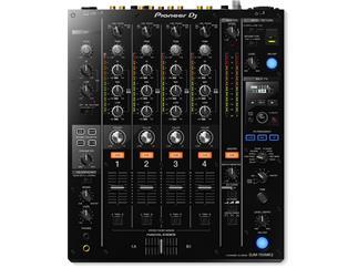 Pioneer DJM-750MK2 - 4-Kanal-Mixer mit Club-Genen