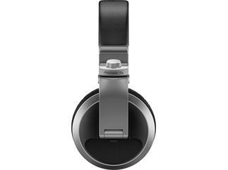 Pioneer HDJ-X5-S - Over-ear-DJ-Kopfhörer Silber