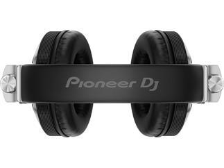 Pioneer HDJ-X7-S - professioneller Over-ear-DJ-Kopfhörer Silber