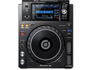 Pioneer XDJ-1000 MK2 - rekordbox-kompatibles, HiRes-fähiges, digitales DJ-Deck