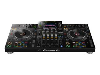 Pioneer XDJ-XZ - Professionelles All-in-One-DJ-System