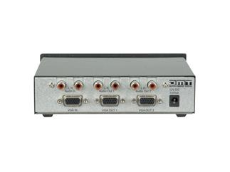 DMT VGAD-12 1:2 VGA / Audio Distributor/Amplifier