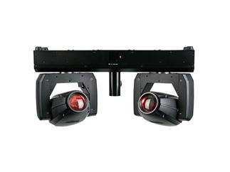 Showtec XS-2 Dual Beam Effect, 2 x 10W LED Movingheads