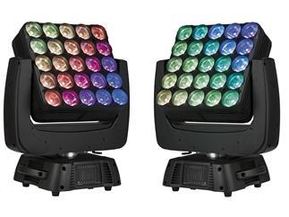 Showtec Infinity iM-2515 Matrix 25 x 15W RGBW - DEMO-WARE *DOPPELPACK*