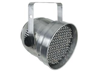 Showtec LED PAR 56 eco, 151 LEDs, 6 DMX Kanäle, silber, o. FFR.