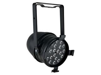 Showtec PAR 64 LED RGB 21x3 Watt Multichip, 25°