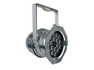 Showtec LED Par 64 Short 18 x 3-in-1 LED, TCL, Polished