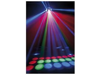 Showtec Swing 4 DMX 2-in-1 Strahleneffekt, Zentraleffekt - GEBRAUCHT