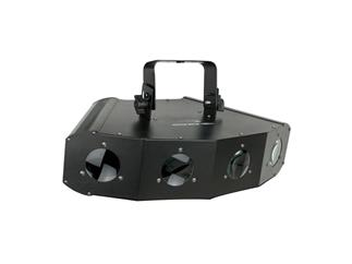 Showtec Blade Runner 256 LED Lichteffekt mit RGBWA LEDs