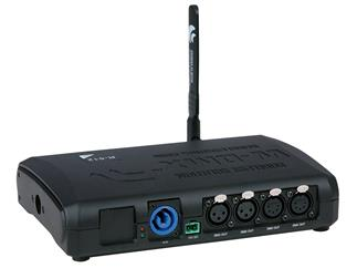 Showtec W-DMX™ BlackBox R-512 MKII G4 Receiver 2.4/5.8GHz
