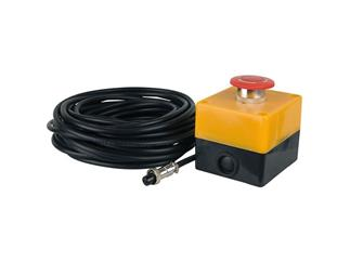 Showtec Laser Remote Interlock mit 10m Kabel, XL - großer Stecker