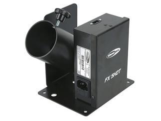 Verleihartikel Showtec FX Shot, Confetti / Konfetti shooter, elektrisch, für el. Streamer Canon