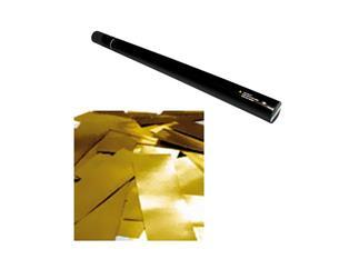Showtec Handheld Konfetti Kanone 80cm Gold (schwer entflammbar) - Restposten