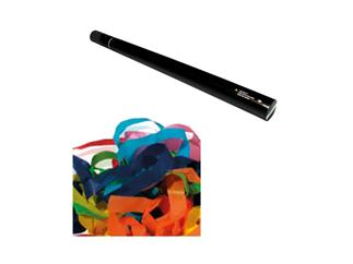 Showtec Handheld Konfetti Streamer/Luftschlangen 80cm Multi-Color (schwer entflammbar) - Restposten