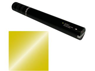 Showtec Handheld Konfetti Kanone 50cm gold metallic (schwer entflammbar)