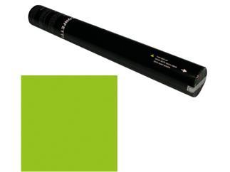 Showtec Handheld Konfetti Kanone 50cm hell grün (schwer entflammbar)
