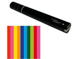 Showtec Handheld Konfetti Kanone 50cm Multicolor (schwer entflammbar)