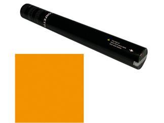 Showtec Handheld Konfetti Kanone 50cm Orange (schwer entflammbar)