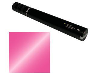 Showtec Handheld Konfetti Kanone 50cm Pink Metallic (schwer entflammbar)