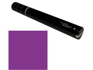 Showtec Handheld Konfetti Kanone 50cm lila (schwer entflammbar)