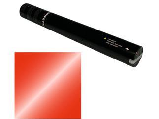 Showtec Handheld Konfetti Kanone 50cm rot Metallic (schwer entflammbar)