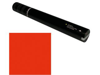 Showtec Handheld Konfetti Kanone 50cm rot (schwer entflammbar)