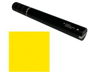 Showtec Handheld Konfetti Kanone 50cm gelb (schwer entflammbar)