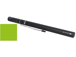 Showtec Electric streamer cannon Pro 80cm, Light Green