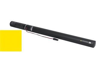Showtec Electric streamer cannon Pro 80cm, Yellow