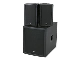 "DAP-Audio Club Mate II, 15"" Compakt Aktive System"