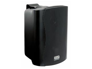DAP PRA-62 2 Way Speaker 25W mit Endstufe, schwarz