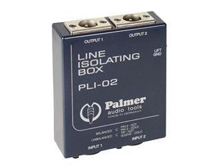 Palmer PLI02 - Line Isolation Box