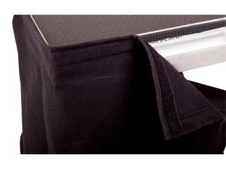 PROmagiX Podestverkleidung (Skirt) 12m Lang 100cm hoch