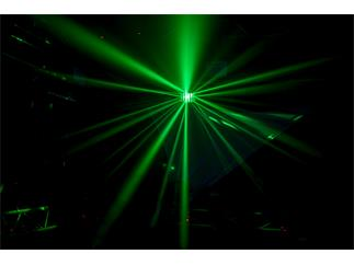 PROmagiX LE011 LED Double Derby DMX 2x10W 4in1