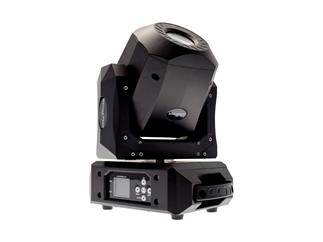FLASH LED Moving Head 90W DIAMOND, Roto-Prisma, 2x Goborad, MotorFocus