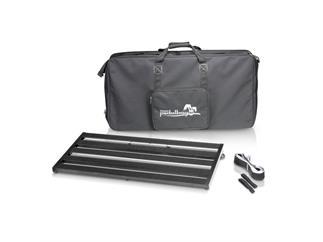 Palmer MI PEDALBAY 80 - Variables Pedalboard mit gepolsterter Tragetasche 80cm