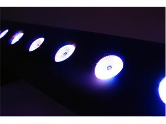 LED BAR PRO 18 x 10W RGBW 20° x 50° - DEMO