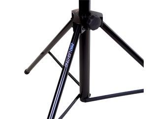 Pro Lighting Lautsprecher Stativ, 132 - 210cm, max 40kg mit Magnesiumgelenken