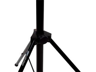 PROmagiX LS21 Lautsprecher Stativ, 132 - 210cm, max 40kg mit Magnesiumgelenken