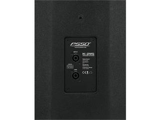 PSSO K-215 passiver 2-Wege-Lautsprecher, 15 Zoll 400W