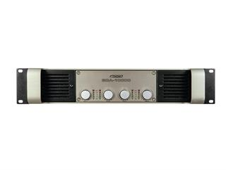 PSSO QCA-10000 4-Kanal-Endstufe SMPS 4x 2100W / 4 Ohm