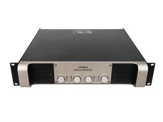 PSSO QCA-6400 4-Kanal-Endstufe SMPS 4 x 1400 W / 4 Ohm