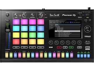 Pioneer DJ Toraiz SP-16 - Professioneller Sampler