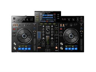 Pioneer XDJ-RX - All in One - 2x USB-Player + 2-Kanal-Mixer