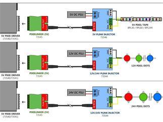 ENTTEC PLINK INJECTOR (12V-24V)