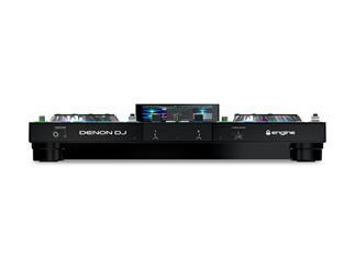 DENON DJ PRIME 2, 2-Deck Smart DJ-Konsole mit 7-Zoll Touchscreen