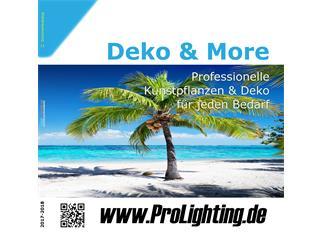 Katalog Textilpflanzen Deko & More 2016/2017